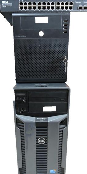 Servidor Dell Poweredge T610 8gb Ram Servidor Hp Swhitc Dell