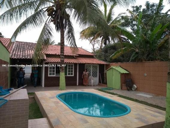 Casa Para Venda Em Maricá, Itaipuaçu - Barroco, 2 Dormitórios, 1 Suíte, 2 Banheiros, 3 Vagas - Iv0289