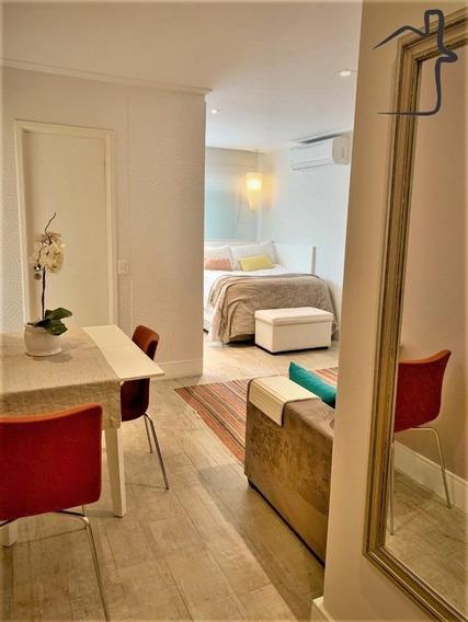 Apartamento A Venda Com 1 Dormitório 1 Vaga No Jardim Paulista - Ap00606 - 34478778