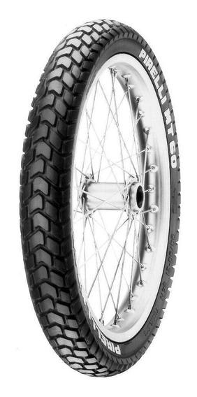 Pneu Dianteiro Honda Xre 190 Bros160 - 90/90-19 Mt60 Pirelli