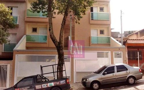 Imagem 1 de 8 de Apartamento Com 2 Dormitórios À Venda, 50 M² Por R$ 247.000 - Parque Novo Oratório - Santo André/sp - Ap1725