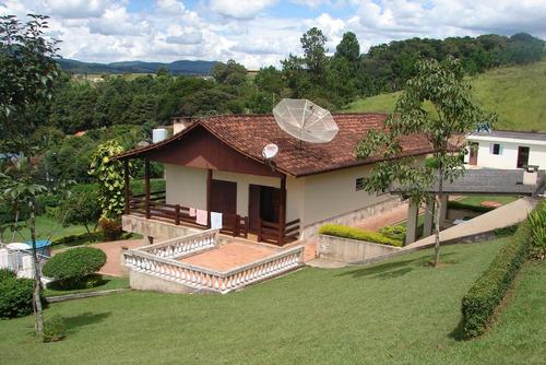 Imagem 1 de 14 de Chácara Em Atibaia Com 5 Quartos, Vista Para A Pedra Grande