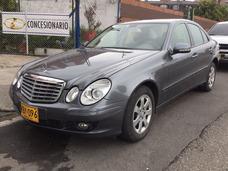 Mercedes Benz Clase E 200 Kompressor