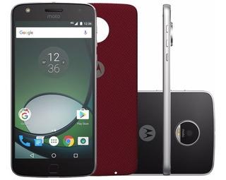 Motorola Moto Z Play Xt1635 - 32gb, 16mp 4g Wi-fi - Novo