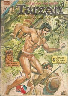 Tarzan De Los Monos - Editorial Novaro Méx - Varias Revistas