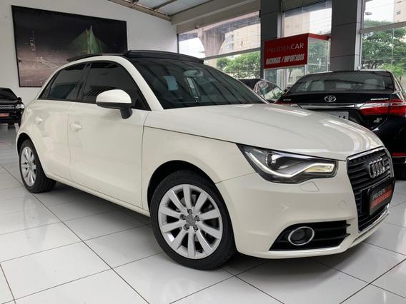 Audi A1 1.4 Tfsi Sportback Attraction 2013 Branco