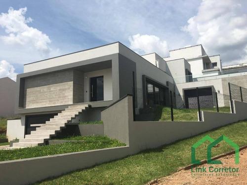 Casa À Venda, 400 M² Por R$ 2.500.000,00 - Swiss Park - Campinas/sp - Ca0516