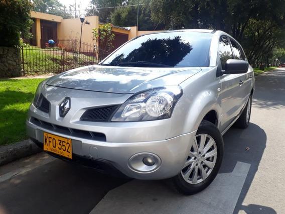 Renault Koleos Expression Mt 2500cc Cuero