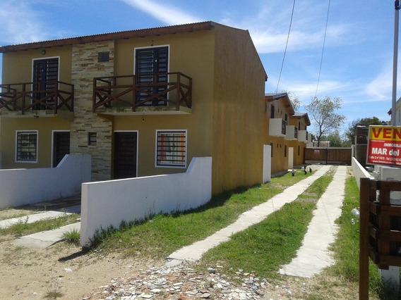 Mar Del Tuyu Duplex Casi C Del Este T/c 3 Dorm 2 Bños Compl