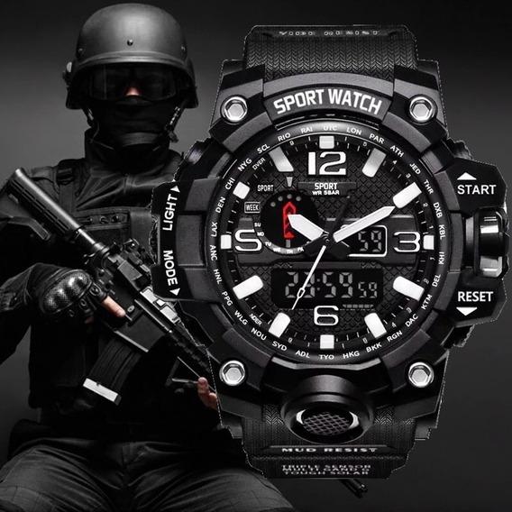 Relógio Militar Choque