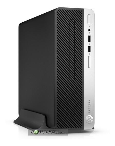 Computador Hp Prodesk 400 I3-8100