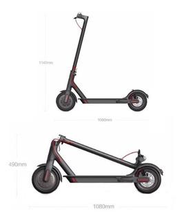 Scooter Eléctrico Xiaomi Plegable Original