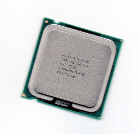 Processador Intel Dual Core E5300 2.60ghz Lga 775 800mhz 2mb