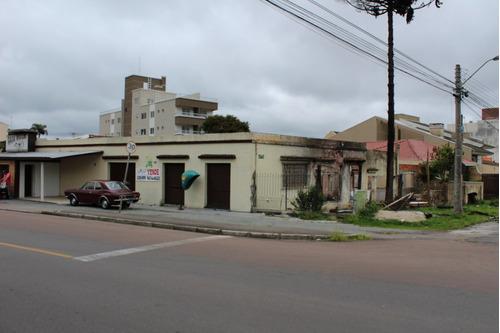 Terreno Comercial À Venda Com 563m² Por R$ 830.000,00 No Bairro Portão - Curitiba / Pr - Te0229
