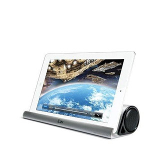 Iluv Isp245 Mo Beats Altavoz Portátil Bluetooth Con Visualiz
