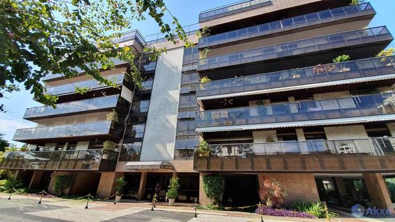 Apartamento 4q, 213m², Barra Da Tijuca R$ 1.800mi - V41