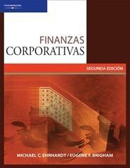 Finanzas Corporativas Ehrhardt 2 /e Nuevo Hay Stock