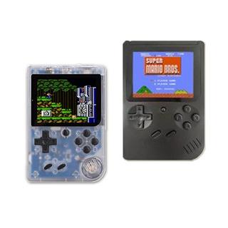 Mini Consola 168 Juegos Antiguos Recargable