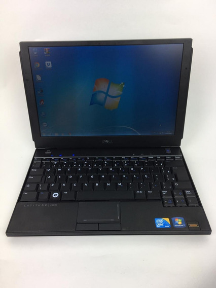 Notebook Dell E4200 5gb Hd 500gb + Brinde + Garantia E Nota
