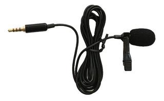 Hugel Bn141 Microfono Corbatero Stereo Multimedia Smartphone