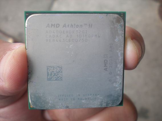 Processador Amd Athlon Ii X3 400e 2.2 Ghz Triple Core Perfeito