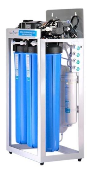 Osmosis 1600 Litros Industrial 20¨ Con Esterilizador Uv!
