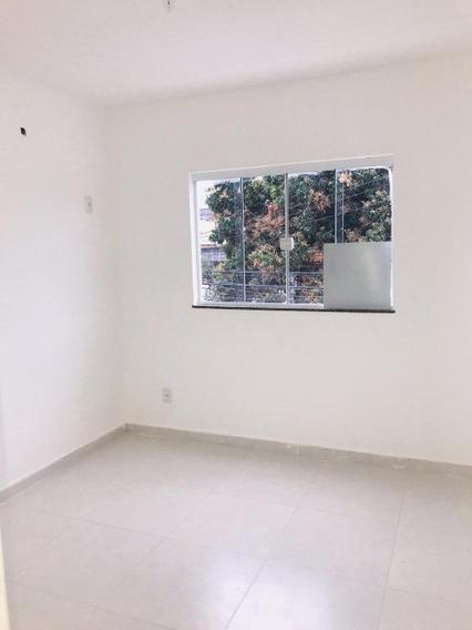 Casa Em Trindade, São Gonçalo/rj De 60m² 2 Quartos À Venda Por R$ 180.000,00 - Ca390962