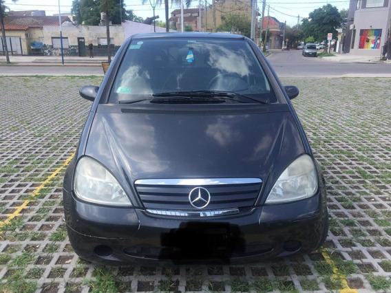 Mercedes-benz Clase A 1.6 A160 Elegance Plus Automática 2000