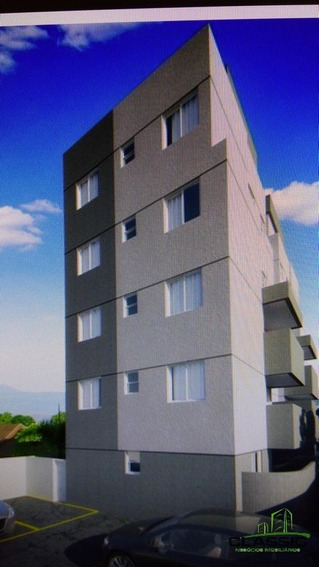 Apartamento Com 2 Quartos Para Comprar No Santa Mônica Em Belo Horizonte/mg - 3258
