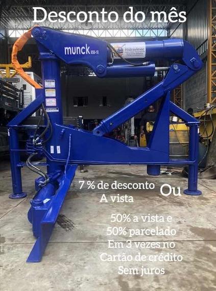 Munck 650-18 P/3 Ton 100% Reformada