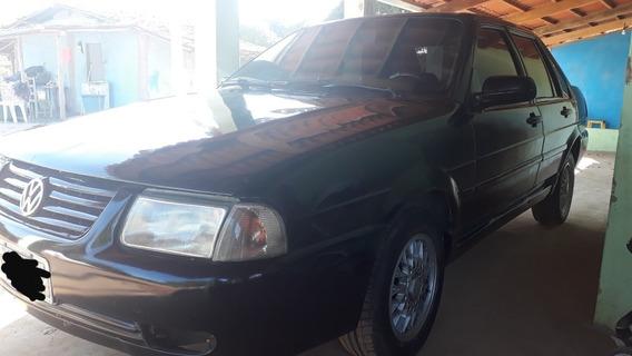 Volkswagen Santana 1.8 4p Gasolina 2000