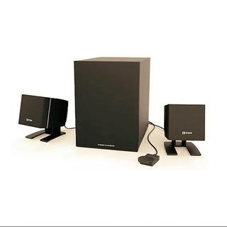 Thonet & Vander Spiel Parlantes 2.1 Bluetooth C.remoto C/cab