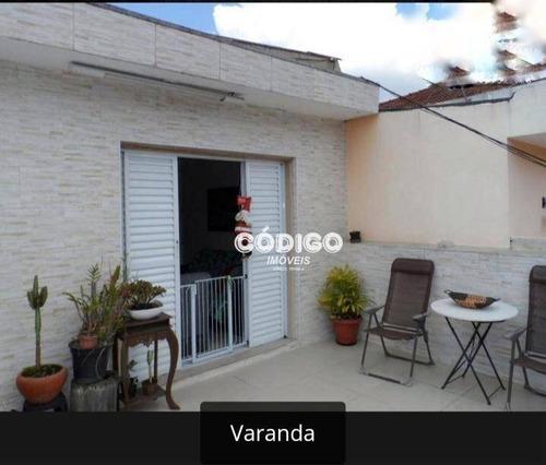 Imagem 1 de 30 de Sobrado Com 2 Dormitórios À Venda, 152 M² Por R$ 469.000,00 - Jardim Vila Galvão - Guarulhos/sp - So0719
