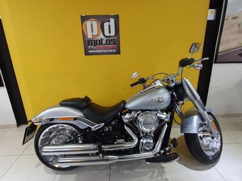 Imagem 1 de 6 de Harley Davidson Fat Boy 107 - 2020 - Igual Okm, Garantia Fab