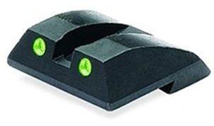 Meprolight S & W Sigma Sdve Series Parte Trasera Vista Verde