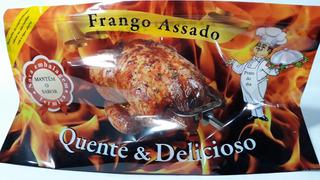 Embalagens Para Frango E Grelhados 1.7 Kg 150 Unid.