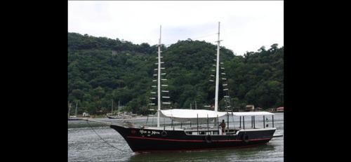 Escuna Saveiro Turismo 48 Passageiros