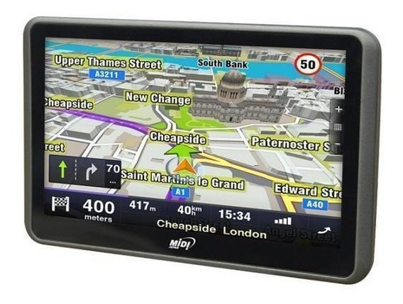 Gps Midi 7 Tv Digital Bluetooth Avisa Radar Os Ce 6.0