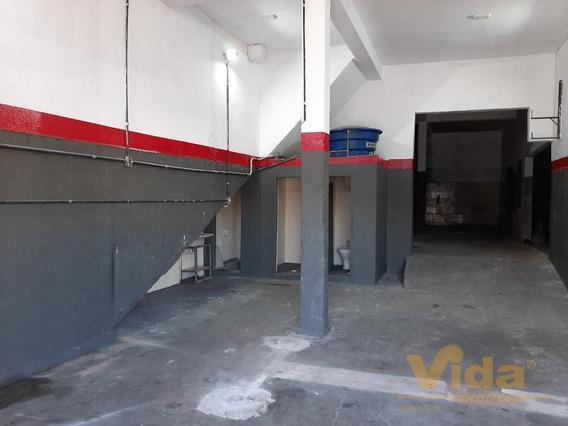 Salão Comercial Para Locação Em Pestana - Osasco - 42442