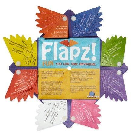 Juego Flapz - Juego De 2 De Blue Orange