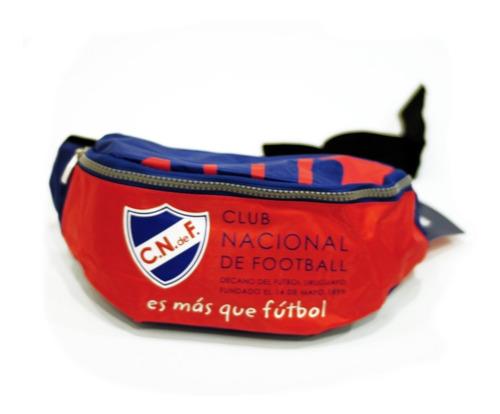 Riñonera Club Nacional De Football Rincón Del Hincha