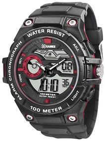 Relógio Xgames Xmppa185 Bxpx