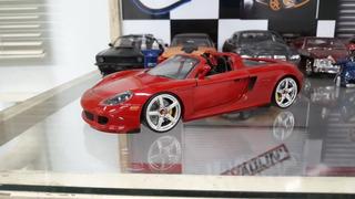 Miniatura Porsche Carrera Gt Jada Toys 1/24