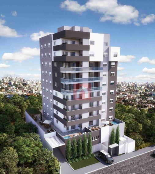 Apartamento Com 3 Dormitórios À Venda, 103 M² Por R$ 427.000,00 - Panazzolo - Caxias Do Sul/rs - Ap0374