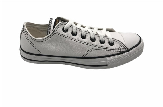 Tênis Converse All Star Malden Ox N° 42 Branco Original