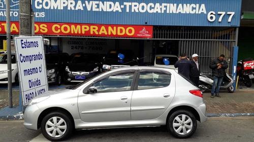 Imagem 1 de 6 de Peugeot 207 2010 1.6 16v Xs Flex - Esquina Automoveis