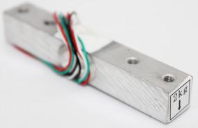 Sensor Peso, Celda De Carga 2kg Arduino