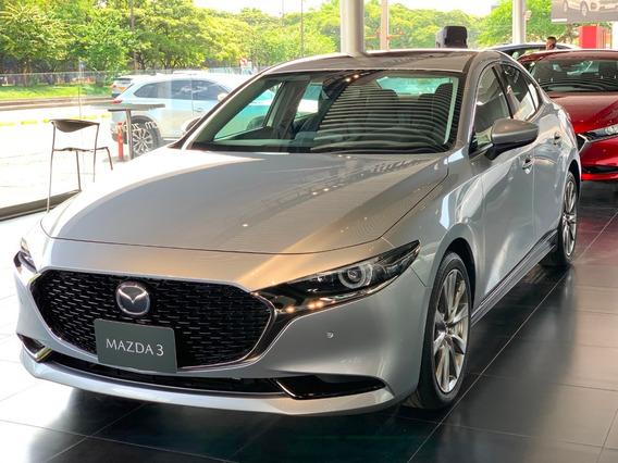 Mazda 3 Grand Touring Plata Cuero At 2021