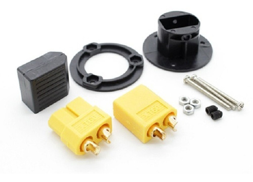 Kit Montaje Conector Xt 60