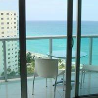 Miamii Alquilo Apto En La Playa Con Vista Al Mar X Semana